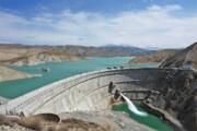 کاهش ۸۲ درصدی حجم آب مخازن سدها