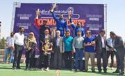 قهرمانان اولین مرحله مسابقات دریفت قهرمانی کشور معرفی شدند