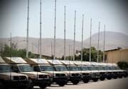 سامانه ارتباطات تاکتیکی سپهر ۱۱۰ سپاه رونمایی و تحویل یگان های مردم پایه شد