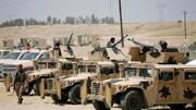 عملیات گسترده ارتش عراق در مرزهای مشترک با سوریه