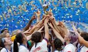 تیم ملی فوتبال زنان آمریکا برنده جام جهانی شد