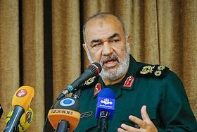 فرمانده سپاه: قلمروی عملکرد سپاه گسترش پیدا کرده است