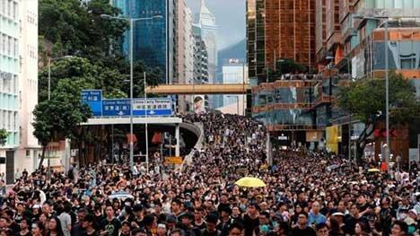 چين- هنگ كنگ