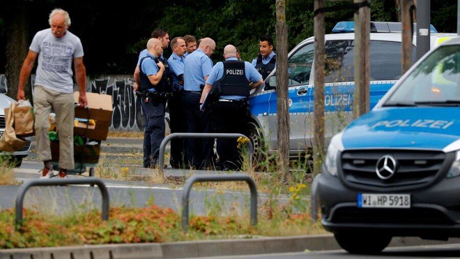 کشف بمب ۵۰۰ کیلوگرمی؛ بخشی از ساکنان فرانکفورت تخلیه شدند