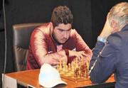 قهرمانی پرهام مقصودلو در تورنمنت شطرنج استادان لئون اسپانیا