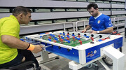 مسابقات جهانی فوتبال روی میز معلولین؛ کسب ۴ مدال رنگارنگ و ایستادن بر جایگاه چهارمی جهان