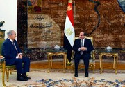 تلاش مصر و امارات برای افزایش حمایت آمریکا از ژنرال حفتر