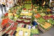 نوبرانههای ارزان در بازار میوه ارومیه
