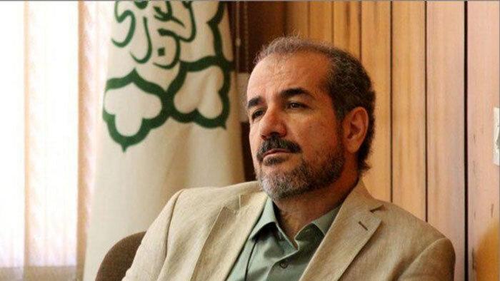 عبدالرضا گلپایگانی، معاون و رئیس کمیته شهرسازی و معماری شهردار تهران