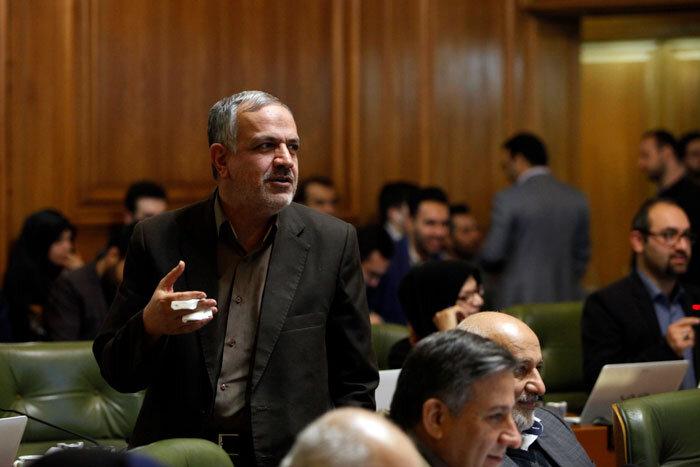 احمد مسجدجامعی-عضو شورایشهر تهران