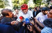 حناچی: توسعه مسیرهای دوچرخه منوط به استقبال مردم از حمل و نقل پاک است