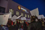 کارگران آمازون اعتصاب میکنند