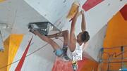 نفرات برتر مسابقات سنگنوردی قهرمانی کشور مشخص شدند
