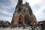 عکس روز: تور دو فرانس در رمی