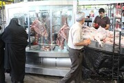 نوسان قیمتها در بازار گوشت و مرغ