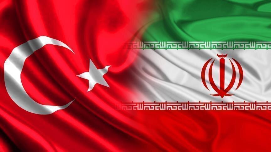 ايران و تركيه