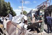 پرداخت خسارت حادثه منطقه تجاری چابهار