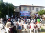 اجرای طرح «بانو یار» در گالیکش