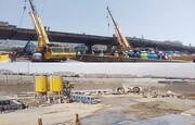 آخرین قطعه از پل گیشا فردا ۲۲ تیر ماه با حضور شهردار برچیده میشود