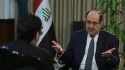 مالکی: حشد شعبی سوپاپ اطمینان امنیت عراق است
