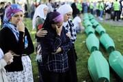 عکس روز: مراسم قربانیان سربرنیتسا