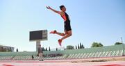 همدان قهرمان مسابقات دو و میدانی جوانان کشور شد