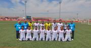 جام جهانی فوتبال ۷ نفره؛ یک شکست و دو پیروزی در سه دیدار اول