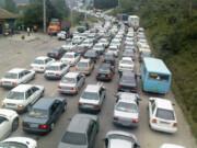 مازندران در جدال با ترافیکهای پایان هفته