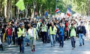 جلیقه زردها در فرانسه سی وپنجمین شنبه اعتراضی را رقم زدند