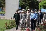 سرلشکر باقری از نمایشگاه دستاوردهای صنایع وزارت دفاع بازدید کرد