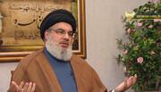 نصرالله درگذشت سردار حجازی را به رهبر معظم انقلاب تسلیت گفت