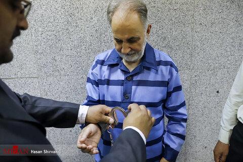 تصاویر اولین جلسه رسیدگی به پرونده قتل میترا استاد