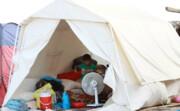 غبار فراموشی بر زندگی سیلزدگان