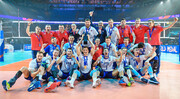 روسیه قهرمان لیگ ملتهای والیبال شد
