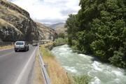 رودخانه نامهربان با مهمانان
