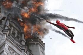 باکس آفیس جهانی | مرد عنکبوتی باز هم رکورد شکست
