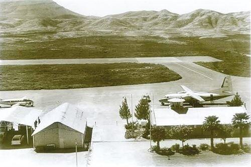 فرودگاه مسجد سليمان