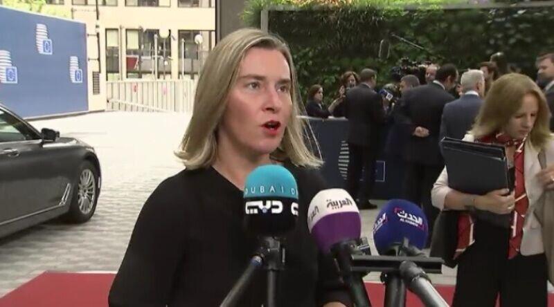 موگرینی: نشست بروکسل با محوریت حفظ برجام برگزار می شود