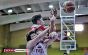 مسابقات بینالمللی بسکتبال زنجان؛ پیروزی نوجوانان ایران در اولین بازی