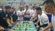 مقام پنجم برای ایران در جام جهانی فوتبال رومیز و درخشش جانبازان و معلولین