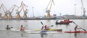 نفرات برتر رقابتهای قایقرانی ماراتن قهرمانی کشور مشخص شدند