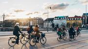 امیدواری به تهران دوچرخهسوار