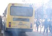 جیب اتوبوسرانی ارومیه خالی است