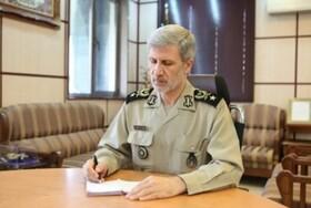 وزیر دفاع درگذشت پدر همسر شمخانی را تسلیت گفت