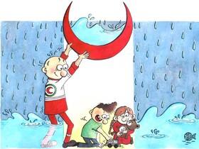 کاریکاتوریست اردبیلی به دنبال موفقیتی دیگر