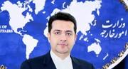 سخنگوی وزارت خارجه: نفتکش خارجی در خلیج فارس دچار نقص فنی شده است