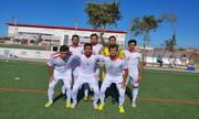 جام جهانی فوتبال هفت نفره؛ پیروزی تیم ملی ایران برابر هلند