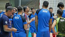 برنامه بازیهای ایران در جام جهانی والیبال جوانان اعلام شد
