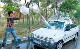 شستشوی خودرو با آب شرب، ۸۰۰ هزار تومان