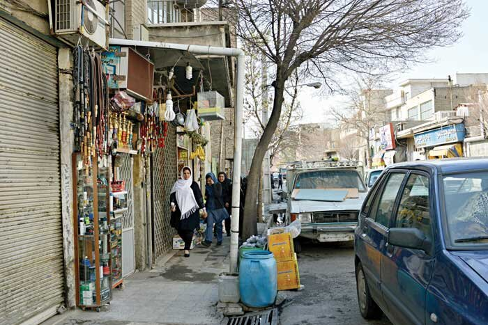 خیابان کرمان
